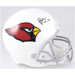 Patrick Peterson Signed Arizona Cardinals Full-Size Helmet (Radtke COA)