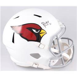 Patrick Peterson Signed Arizona Cardinals Full-Size Speed Helmet (Radtke COA)