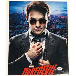 "Charlie Cox Signed ""Daredevil"" 11x14 Photo (PSA COA)"