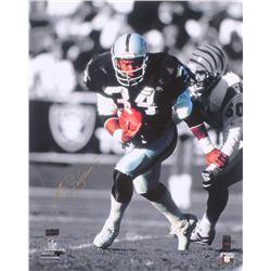 Bo Jackson Signed Oakland Raiders 16x20 Photo (Radtke COA  Jackson Hologram)
