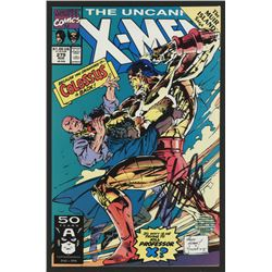 "Stan Lee Signed 1991 ""The Uncanny X-Men"" Issue #279 Marvel Comic Book (Lee COA)"