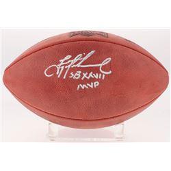 "Troy Aikman Signed Official Super Bowl XXVII Game Ball Inscribed ""SB XXVII MVP"" (JSA COA)"