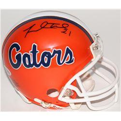 Fred Taylor Signed Florida Gators Mini-Helmet (Beckett COA)