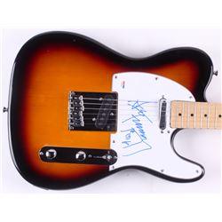 "Ace Frehley Signed Huntington 39"" Electric Guitar (PSA COA)"