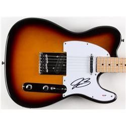 "Joe Bonamassa Signed 39"" Huntington Electric Guitar (PSA COA)"