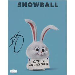"Kevin Hart Signed ""The Secret Life of Pets"" 8x10 Photo (JSA COA)"