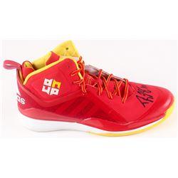 Dwight Howard Signed Adidas Basketball Shoe (JSA COA)