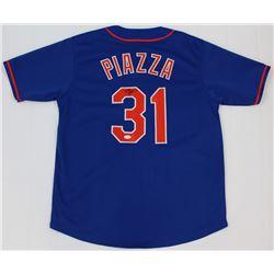 Mike Piazza Signed Jersey (JSA COA)