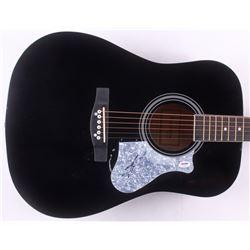 "Chase Rice Signed 38"" Acoustic Guitar (PSA COA)"
