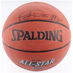 Erick Dampier Signed NBA Basketball (JSA COA)