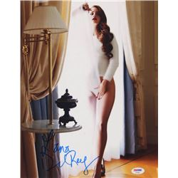 Lana Del Rey Signed 11x14 Photo (PSA COA)
