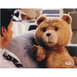 "Seth MacFarlane Signed ""Ted"" 11x14 Photo (PSA Hologram)"