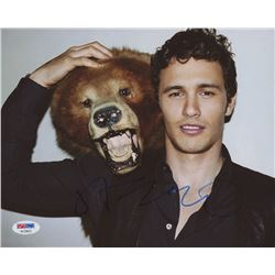 James Franco Signed 8x10 Photo (PSA COA)