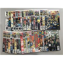 "Lot of (41) 1986-1998 ""X-Factor"" 1st Series Marvel Comic Books from #4-146"