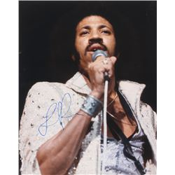 Lionel Richie Signed 16x20 Photo (JSA COA)