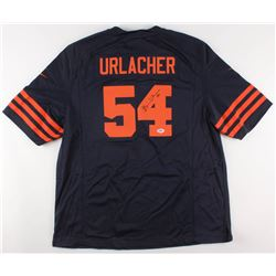 Brian Urlacher Signed Chicago Bears Color Rush Jersey (PSA COA)