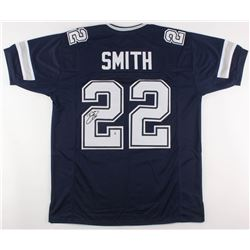 Emmitt Smith Signed Jersey (Beckett Hologram)