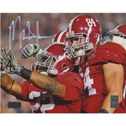 Mark Ingram Signed Alabama Crimson Tide 8x10 Photo (Radtke COA  Ingram Hologram)