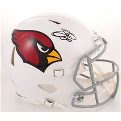 Emmitt Smith Signed Arizona Cardinals Full-Size Authentic On-Field Speed Helmet (Prova COA)