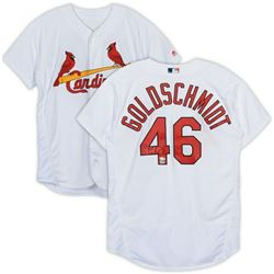 Paul Goldschmidt Signed St. Louis Cardinals Jersey (Fanatics Hologram  MLB Hologram)
