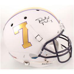 Patrick Peterson Signed LSU Tigers Full-Size Helmet (Radtke COA)