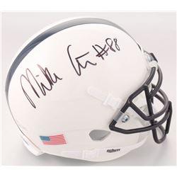 Mike Gesicki Signed Penn State Nittany Lions Mini Helmet (JSA COA)