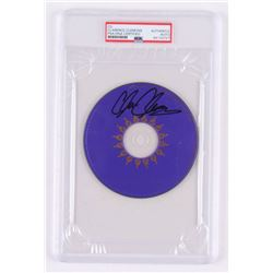 """Clarence Clemons Signed """"Live in Asbury Park"""" CD (PSA Encapsulated)"""