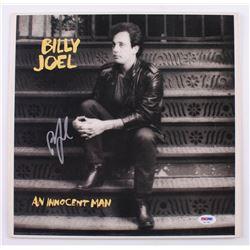 "Billy Joel Signed ""An Innocent Man"" Vinyl Record Album (PSA COA)"