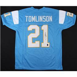 LaDainian Tomlinson Signed Jersey (JSA COA  Tomlinson Hologram)