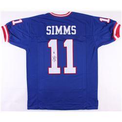 Phil Simms Signed Jersey (JSA COA)