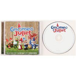 "Elton John Signed ""Gnomeo  Juliet"" Soundtrack CD Album (REAL LOA  JSA COA)"
