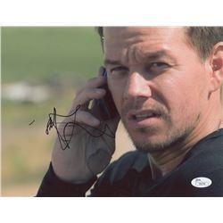 Mark Wahlberg Signed 8.5x11 Photo (JSA Hologram)