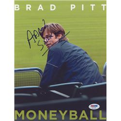 "Aaron Sorkin Signed ""Moneyball"" 8.5x11 Photo (PSA COA)"