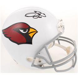 Emmitt Smith Signed Arizona Cardinals Full-Size Helmet (Radtke COA  PROVA Hologram)
