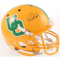 Dan Fouts Signed Oregon Ducks Full-Size Throwback Helmet (JSA COA)