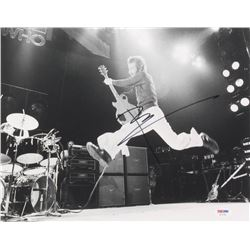 "Pete Townshend Signed ""The Who"" 11x14 Photo (PSA COA)"