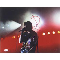 "Julian Casablancas Signed ""The Strokes"" 11x14 Photo (PSA Hologram)"
