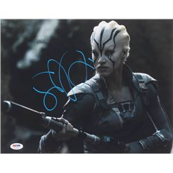 "Sofia Boutella Signed ""Star Trek Beyond"" 8x10 Photo (PSA COA)"