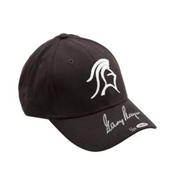 Gary Player Signed Limited Edition Black Knight Hat (UDA COA)