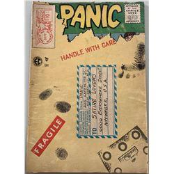 "1955 ""Panic"" Issue #10 EC Comic Book"