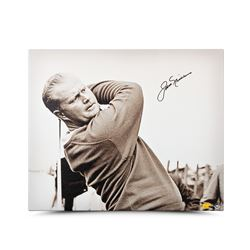 """Jack Nicklaus Signed """"Up Close  Personal"""" 20x24 Limited Edition Photo on Canvas (UDA COA)"""