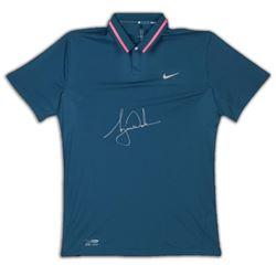 Tiger Woods Signed Limited Edition Nike Tilt Polo Shirt (UDA COA)