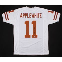 Major Applewhite Signed Jersey (JSA COA  GTSM Hologram)