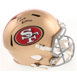 George Kittle Signed San Francisco 49ers Full-Size Speed Helmet (Beckett COA)