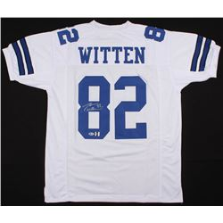 Jason Witten Signed Jersey (Beckett COA  Witten Hologram)