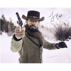 "Jamie Foxx Signed ""Django Unchained"" 16x20 Photo (JSA COA)"