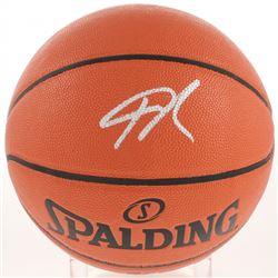 Giannis Antetokounmpo Signed NBA Game Ball Series Basketball (JSA COA)