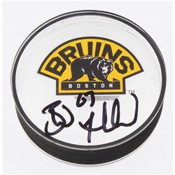 Brad Marchand Signed Boston Bruins Acrylic Hockey Puck (Your Sports Memorabilia Store COA)