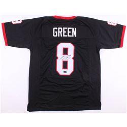 A.J. Green Signed Jersey (Radtke COA)