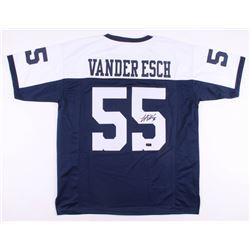 Leighton Vander Esch Signed Jersey (Radtke COA)